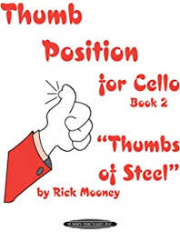 Copy of Thumb Position For Cello Bk 2