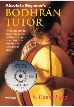 Bodrran Tutor Bk/Cd
