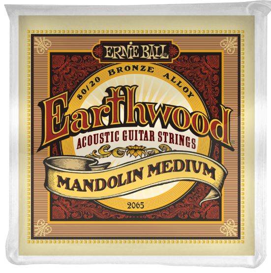 String E/Wood Mandolin Med