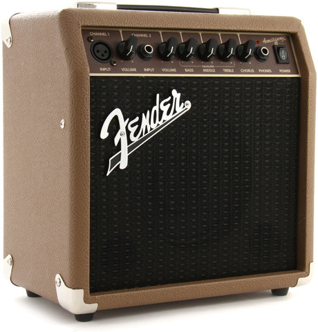 Fender Acoustasonic 15W Acoustic Guitar Amp