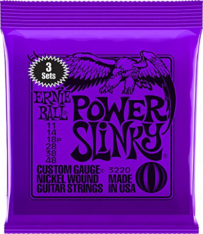 Eb Power Slinky 3Pack