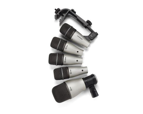 5 Piece Drum Mic Kit