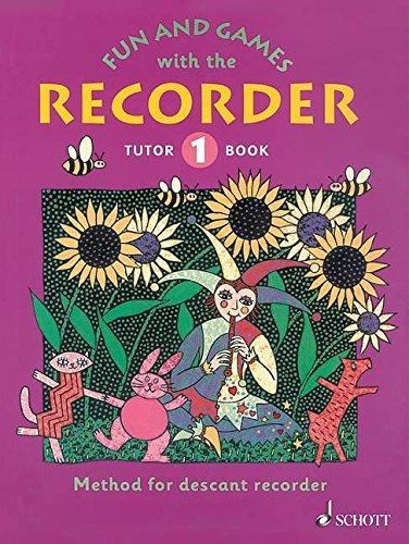 Fun And Games With Recorder Tutor Bk 1