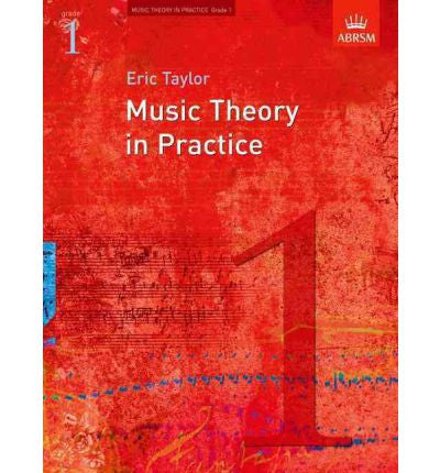 A B Music Theory In Practice Gr 1 2008