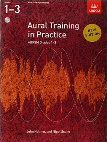 A B Aural Training In Practice 2011 Gr 1-3 Bk/Cd