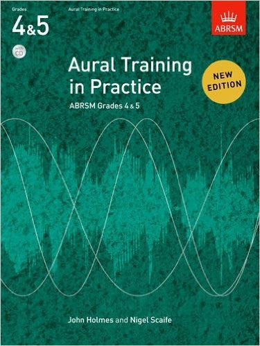 A B Aural Training In Practice 2011 Gr 4-5 Bk/Cd