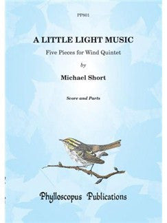 A Little Light Music 5 Pieces Woodwind Quint