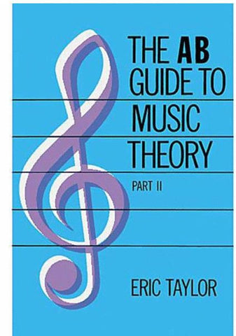 A B Guide To Music Theory Pt 2