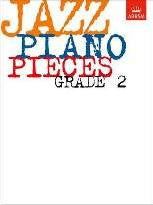 Jazz Piano Pieces Gr 2 Bk