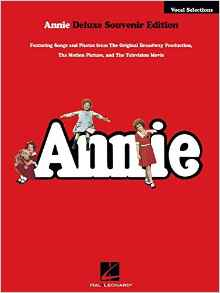 Annie Vocal Selections Delux Edition