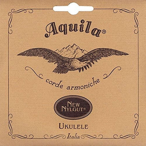 "Aquila Tenor ""Low G"" Uke Strings"