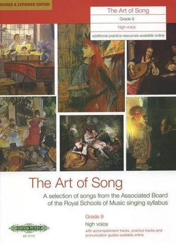 Art Of Song Gr 8 High