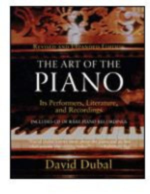 Art Of The Piano