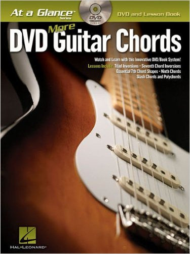 At A Glance More Guitar Chords – Shearer\'s Music Works
