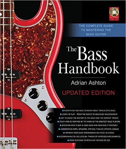 BASS HANDBOOK HARDCOVER/CD