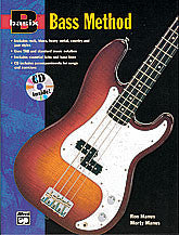 Basix Bass Guitar Method Bk/Cd