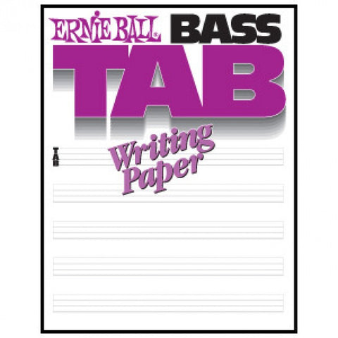 Bass Tab Book