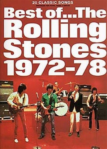 Best Of Rolling Stones 1972-1978 Pvg