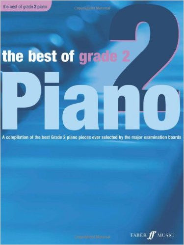 Best Of Grade 2 Piano