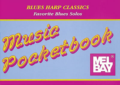 Blues Harp Classics Pocketbook