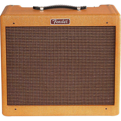 Fender Blues Junior Ltd C12N 240V Tweed