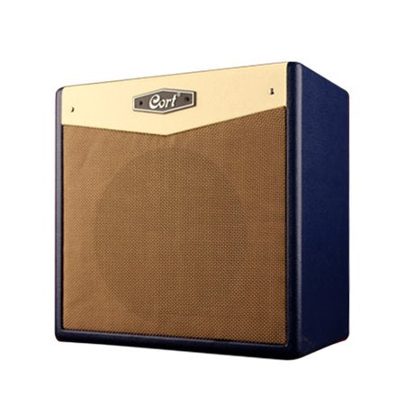 Cort 30W Electric Guitar Amp with Bluetooth Blue