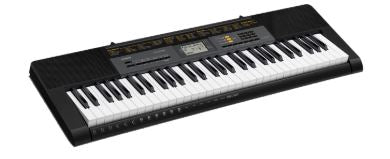 Casio CTK2500 Portable Keyboard 61 Note Dance Music Mode