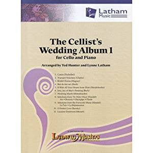 Cellists Wedding Album Bk 1 Vc/Pno