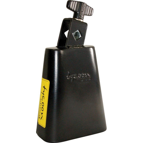 05 1/2 Inch Cowbell Black