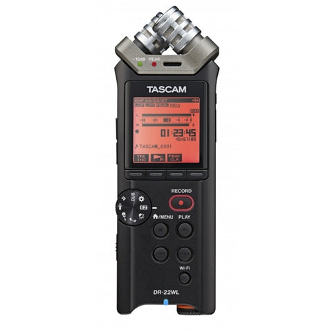 Portable Digital Recorder/DR22WL