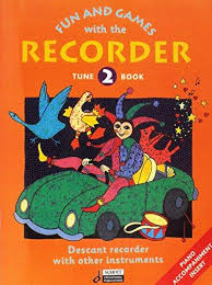 Fun And Games With Recorder Tune Bk 2