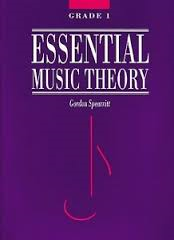 Essential Music Theory Gr 1