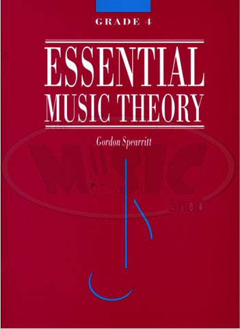 Essential Music Theory Gr 4