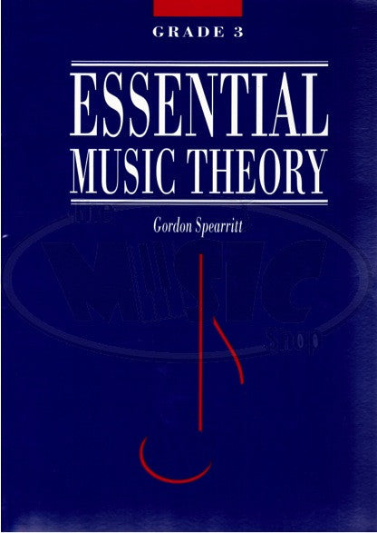 Essential Music Theory Gr 3