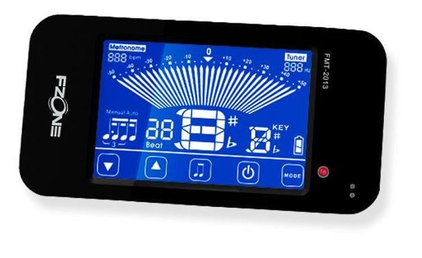 Rechargable Touch Screen Metrnome-Tuner