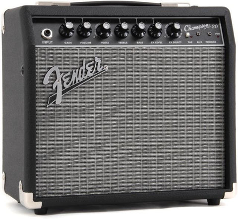 Fender Champion 20 Amp Qty Up Only