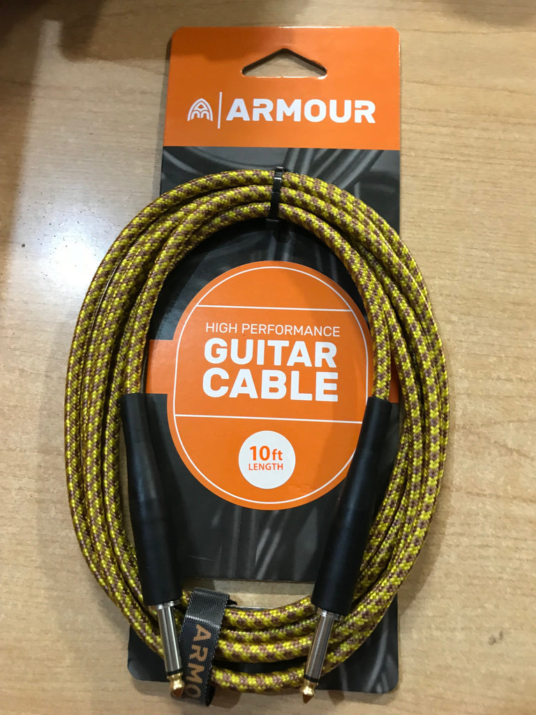 010 Ft Gtr Cable Woven Gold Rope