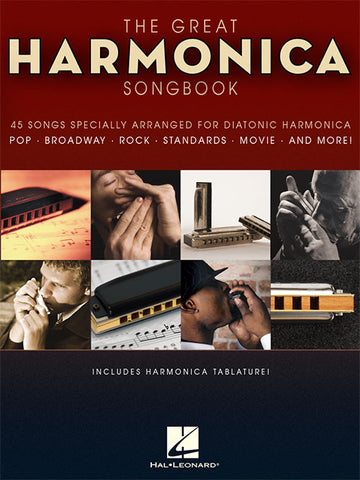 Great Harmonica Songbook