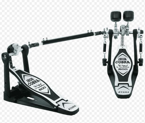 Drum Pedal Tama Iron Cobra 600 Twin