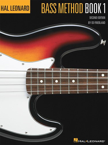 Hal Leonard Electric Bass Method Bk 1