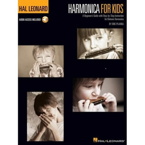 Harmonica For Kids Bk/Ola