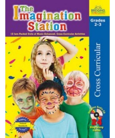 Imagination Station Bk/Cd