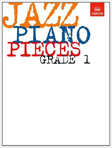 Jazz Piano Pieces Gr 1 Bk