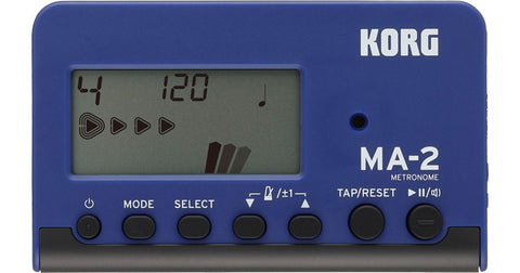 Korg MA2 Digital Metronome Black/Red