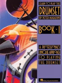 Learn To Play Drumset Bk 1