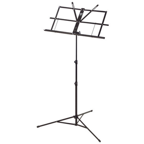Music Stand Foldable - Black