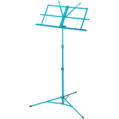 Music Stand Foldable Blue