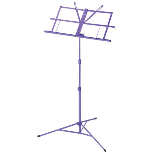 Music Stand Foldable Purple