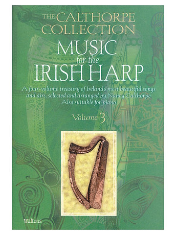 Irish Harp Music Vol 3