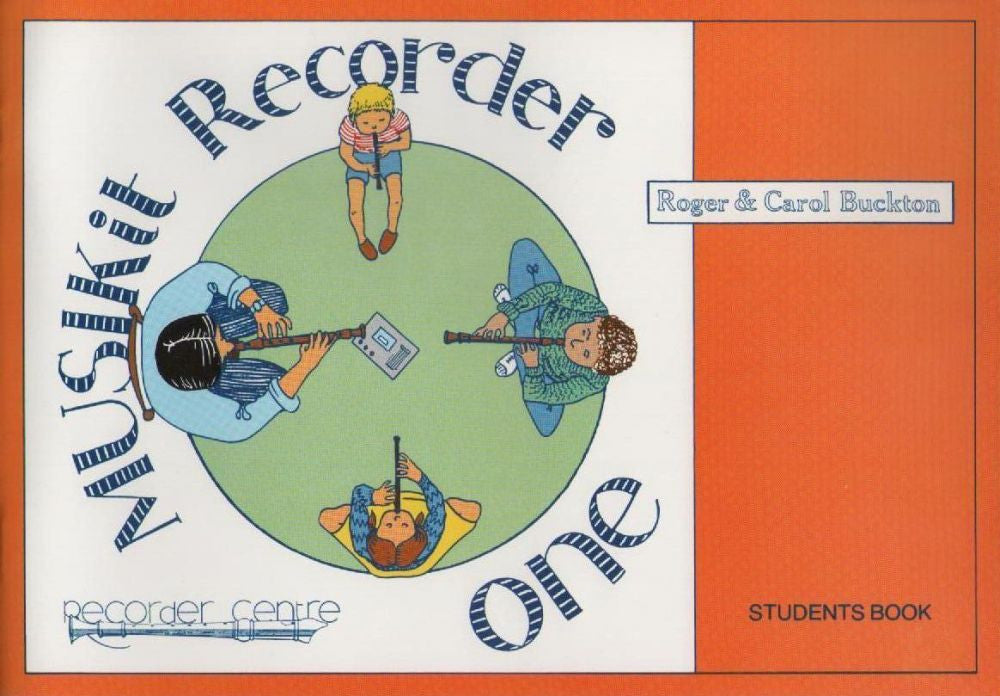 Musikit Recorder Students Book